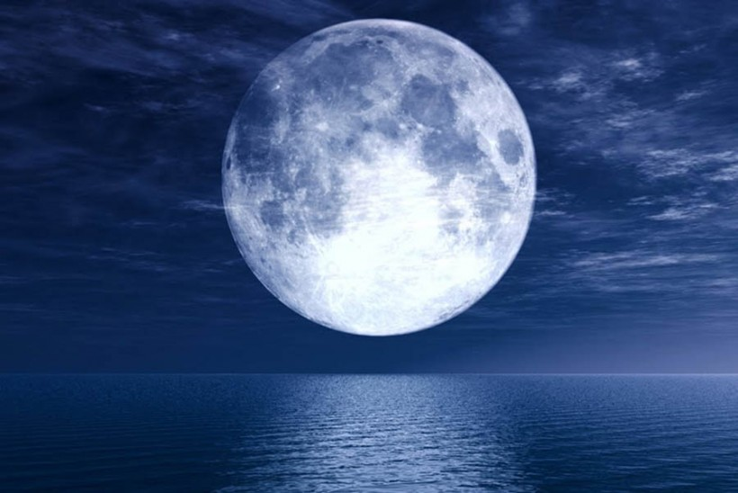 Super Pleine Lune du 14 novembre 2016